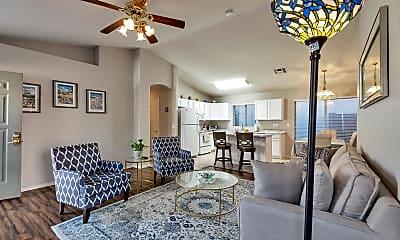 Living Room, 4410 E Windsong Dr, 1