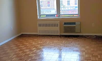 Living Room, 4430 Douglaston Parkway, 1