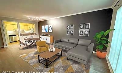 Living Room, 5212 Fleetwood Oaks Ave, 0