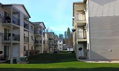 Building, Mountain View Village, 1
