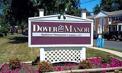 Dover Manor Apartments, 1