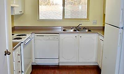 Kitchen, Braewood, 1