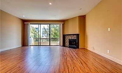 Living Room, 1745 S Bentley Ave 4, 1