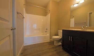 Bathroom, North Pointe Apartments, 2