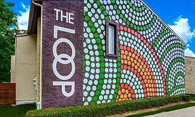Community Signage, The Loop, 1