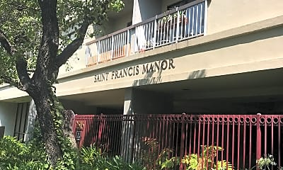 St Francis Manor Apartments, 1