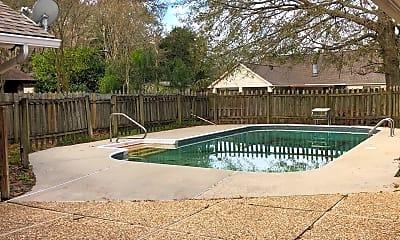 Pool, 1333 Oakdale Dr, 2