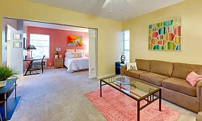 Living Room, Franklin Pointe, 2