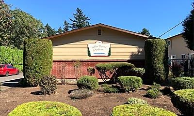 Cedar Manor Apartments, 1