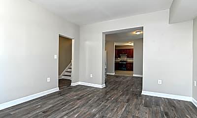 Living Room, 4211 Massachusetts Ave, 1