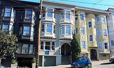 Building, 635a Castro St, 0