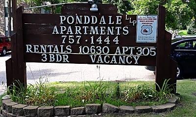 Ponddale Apartments, 1