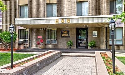 Building, Pallister Plaisance Apartments, 0