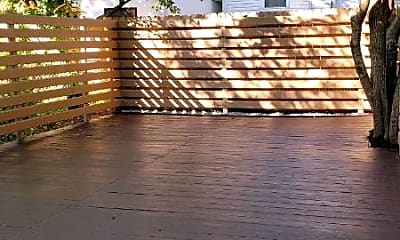 Patio / Deck, 272 Grand St, 2