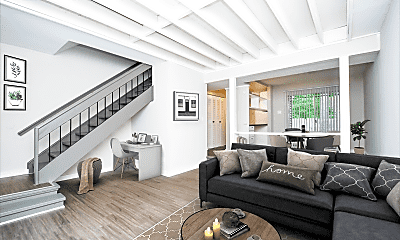 Living Room, St. John's Wood, 0