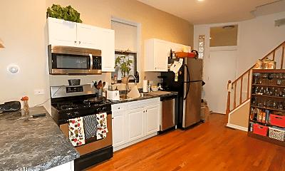 Kitchen, 1116 N Hermitage Ave, 1