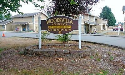 Woodsvilla Apts, 1
