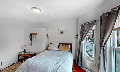 Bedroom, 38 Bond Street, Unit 1R, 1
