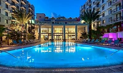 Pool, The Fitzgerald, 0
