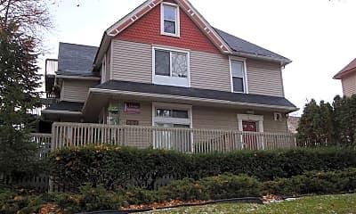 Building, 607 Washtenaw Ave, 0