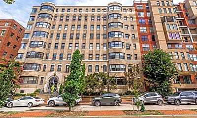 Building, 2515 K St NW 508, 0