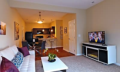 Living Room, Albany Corners, 2