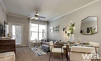 Living Room, 9725 N Lake Creek Pkwy, 1