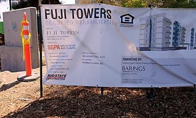 Fuji Towers, 1