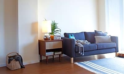 Living Room, Cupertino Park Center, 1