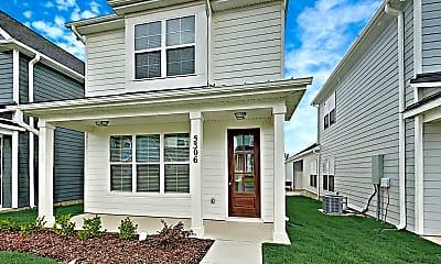 Building, 5306 Tupelo Street, 0