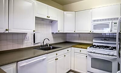 Kitchen, 2510 Virginia Ave NW 210-N, 1