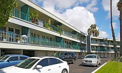 Building, Villa Pacific, 0