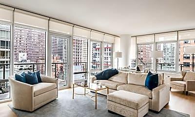 Living Room, 310 E 53rd St, 0