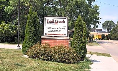 Trail Creek Apartments, 1