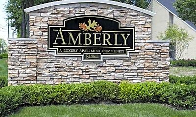 Community Signage, Amberly, 2