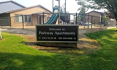 Parkway Village Apartments, 1