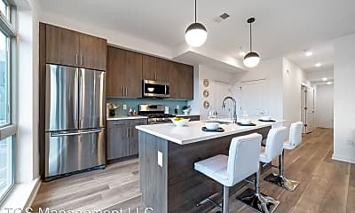 Kitchen, 2031 - 2037 East Lehigh Avenue and 2702 Frankford Avenue, 1