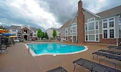 Pool, Autumn Oaks, 0