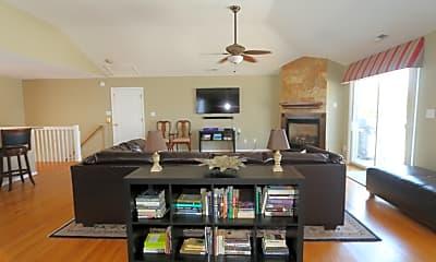 Living Room, 502 Surfside Ave, 1