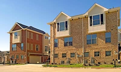 Building, Parkside Towns Luxury Townhomes, 0