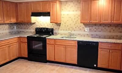 Kitchen, Slatington Apartments, 0