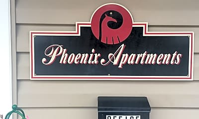 Phoenix Apartments of Pontiac, 1