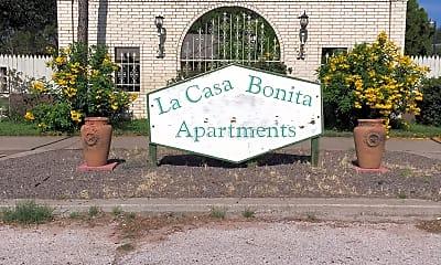 La Casa Bonita Apt, 1