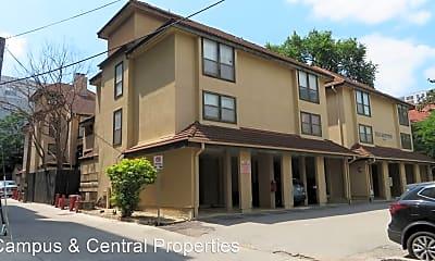 Building, 2110 Rio Grande St, 2