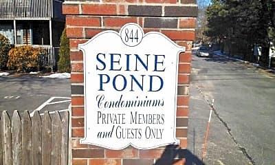 Community Signage, 844 MA-28, 0