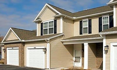 Building, Long Pond Shores Townhouses & Apartments, 1