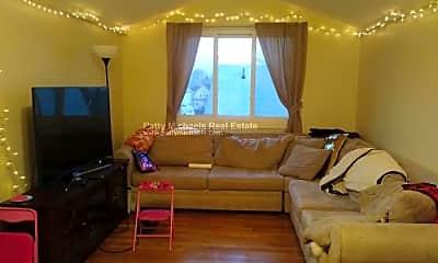 Living Room, 222 Riverside Ave, 1