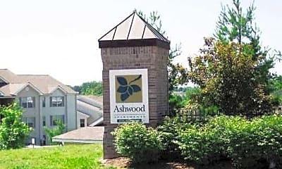 Building, Ashwood Apartments, 0