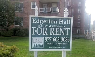 Edgerton Apartments, 1