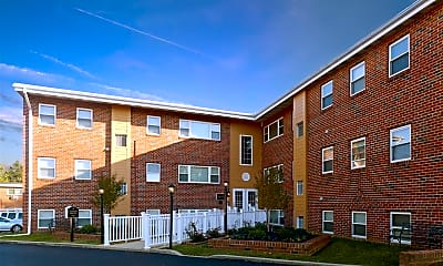 Springfield Valley Apartments, 1